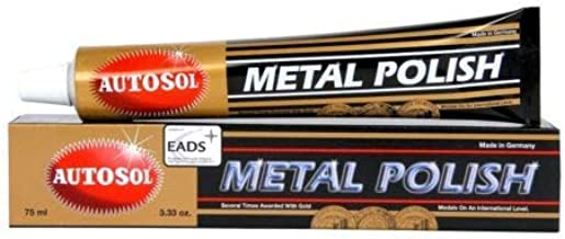 Autosol ASL_POL Metal Polish - 75gm
