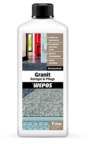 Wepos 2000201050 Granit Reiniger 1 Liter