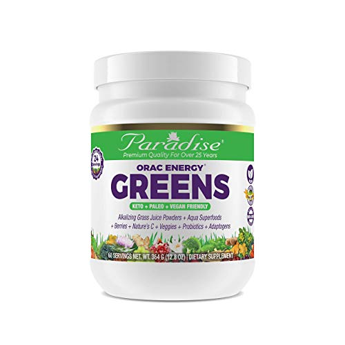 Paradise Herbs ORAC Energy Greens