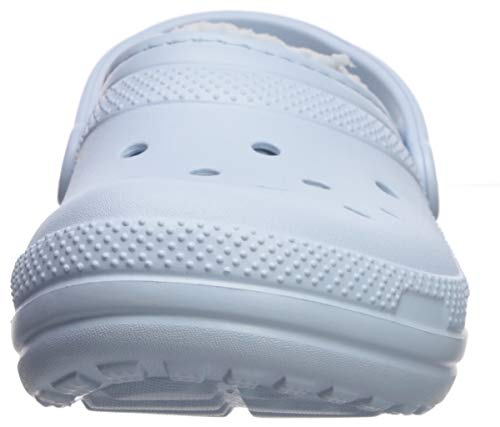 Crocs Unisex-Adult Men's and Women's Classic Lined Clog | Warm and Fuzzy Slippers