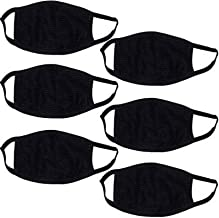 RR TRADING Dust Cotton Mouth Nose Cover Anti pollution Mask for Bullet Pack of 6