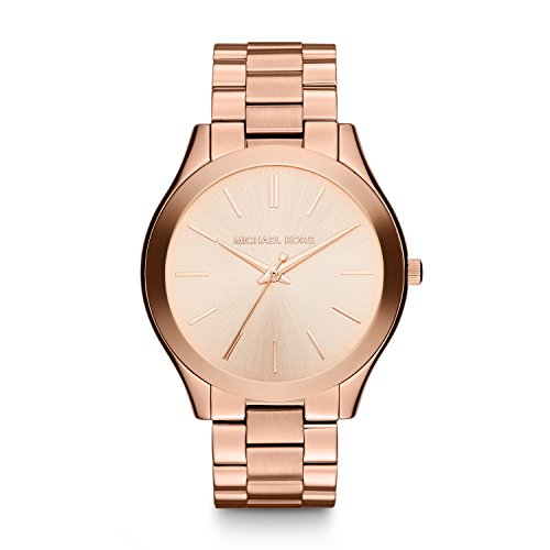 Michael Kors Slim Runway Women's Stainless Steel Watch