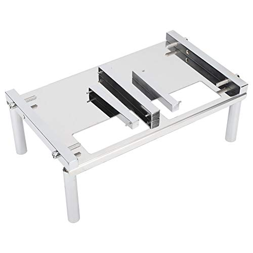 Kafuty Hard Disk Fixed Workbench + Magnetic Extraction Tool, Datenrettungsprogramm Hard Disk Fixed Operation Table für 3,5