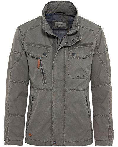 Camel Active Herren Jacke, Grau (Grey 05), One Size (Herstellergröße: 52)