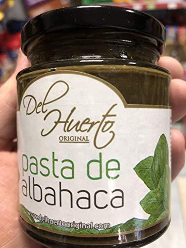 Pasta de Albahaca Del Huerto 212g by Kaptalanshop