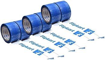 TDS® Flipkart Branded Packaging Tape (2 inch x 60 m) - Pack of 6