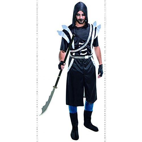 Disfraz para hombre de cazador de brujas.