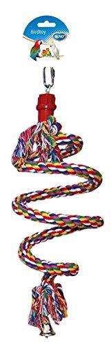 Duvo+ 4745023 kooi acc touw spiraal trosse en bel
