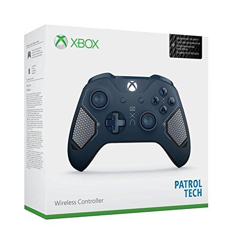 Manette sans fil pour Xbox One - Edition: Spéciale Patrol Tech