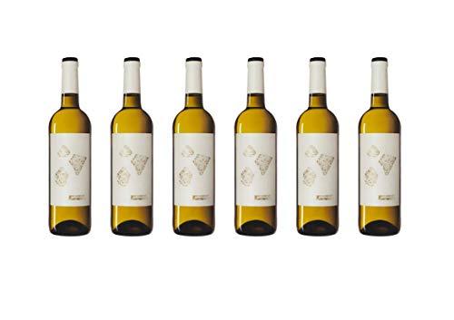 Altavins Viticultors | Vino Blanco Almodí Petit 2019 | D.O. Terra Alta |Pack de 6 botellas de 75cl.