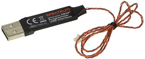 Spektrum USB-Interface: UM AS3X Programmer