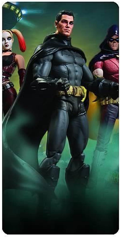 DC Direct Batman  Arkham City  Series 1  Batman (Infected) by DC Direct