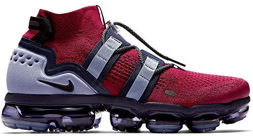 Nike - AIR Vapormax Flyknit Utility [AH6834-600] Team Red/Black/Obsidian/Ashen Slate 7