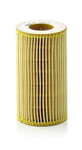 Original MANN-FILTER Ölfilter HU 718/6 X – Ölfilter Satz mit Dichtung / Dichtungssatz – Für PKW