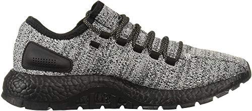 Zapatillas de correr Adidas Pureboost ATR para hombre, Blanco (Blanco/negro/gris), 41 EU