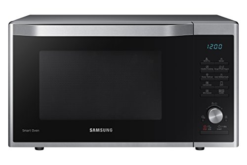 Samsung Smart Oven MC32J7055CT Microonde Combinato, Argento