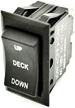 HD Switch Deck Lift Rocker Switch Replaces Bad Boy 078-3000-00 for ZT Elite Maverick Outlaw XP