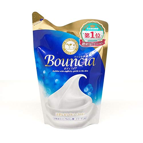 バウンシアボディソープ ホワイトソープの香り 430ml 詰め替え用