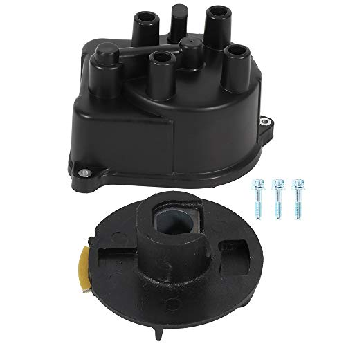 OCPTY Ignition Distributor w/Cap Rotor JH157 5D1004 30102P54006 Compatible with Honda Civic 1992-2000