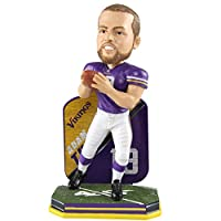 FOCO Adam Thielen Minnesota Vikings Special Edition Name and Number Bobblehead
