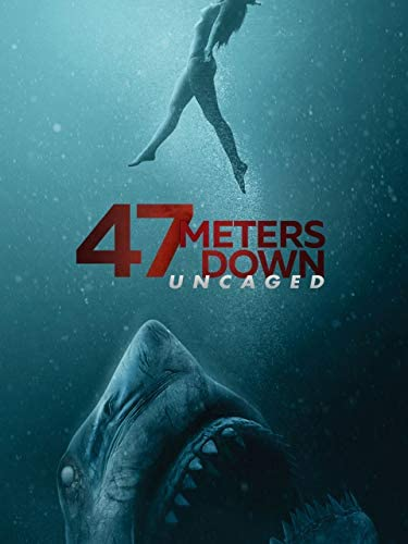 47 Meters Down Uncaged product image