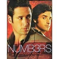 Numbers: Complete Third Season [DVD]
