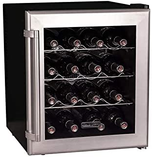 Koldfront TWR160S 16 Bottle Thermoelectric Freestanding Wine Cooler