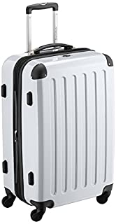 HAUPTSTADTKOFFER - Alex- Luggage Suitcase Hardside Spinner Trolley 4 Wheel Expandable, 65cm, white (B00518N28S) | Amazon price tracker / tracking, Amazon price history charts, Amazon price watches, Amazon price drop alerts
