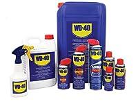 WD-40 Prodotto Multifunzione Lubrificante Tanica da 5 Litri + Dosatore Spray Incluso #7