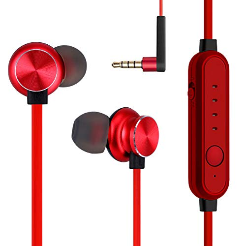 Earphone with Microphone Voice Changer in Ear Headphone...