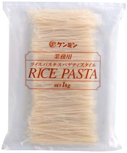 ケンミン 業務用ライスパスタ スパゲティスタイル 1kg
