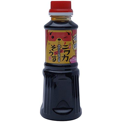 竹重醤油 博多ニワカそうす 300ml