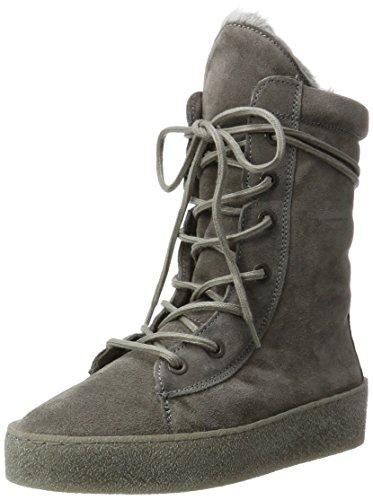 Bronx Damen BX 1418 BsillaX Stiefel, Grau (Grey), 39 EU