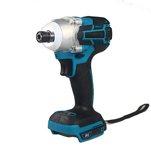 """18V Cordless LXT Li-ion Brushless Impact Drill Driver Quick-Shift Mode 1/2"""" Hex Chuck Power Tool Compatible (Body Only)"""