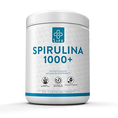Spirulina zur Gewichtsreduktion in Dolce-Kapseln