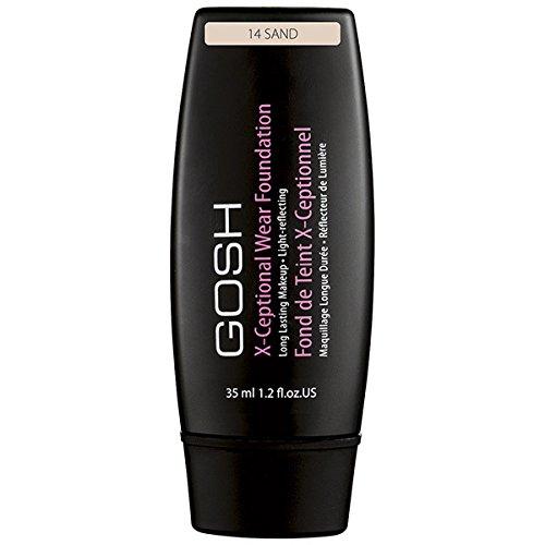 Gosh X-Ceptional Wear Make Up Sand 14