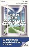 Notre air est-il respirable ? Le vrai du faux sur la pollution intérieure et extérieure