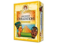 Educational Trivia Card Game - Professor Noggin's Ancient Civilizations [並行輸入品]