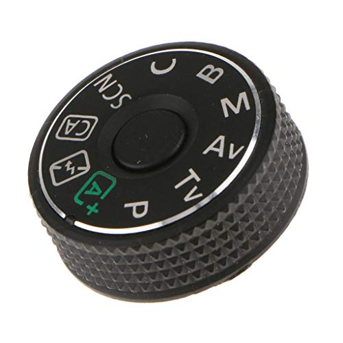Top Function Dial Mode Plate Button Repair Kit for Canon 70D Digital Camera