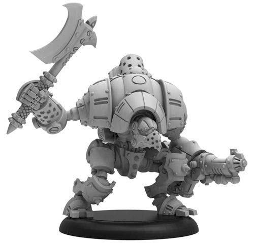 Privateer Press Deathjack Resin//Metal Miniature Game Figure PIP34130 Cryx Character Heavy Warjack
