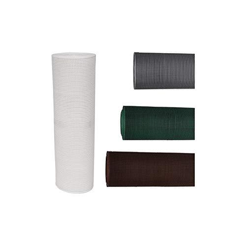 Tenax - Filet de protection pour balcon « carré » Blanc 1 x 50 m