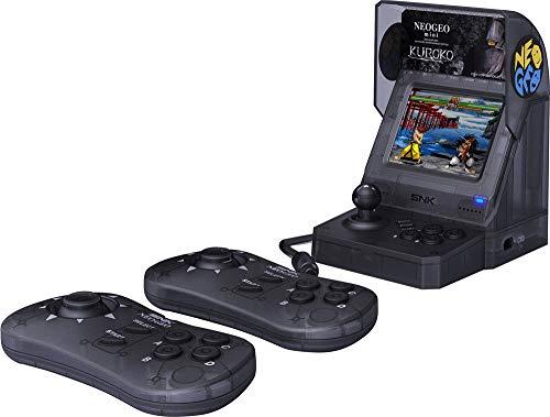 Neo Geo Mini Samurai Shodown Limited Edition Bundle-Kuroko (Electronic Games)