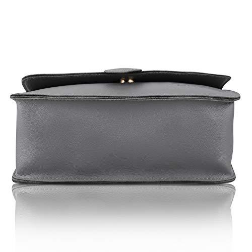 ADISA SL5054 grey women girls casual sling bag