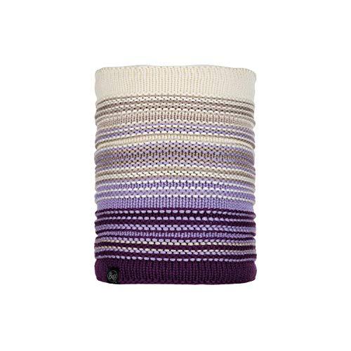 Buff Neper Cache-Cou tricoté Polaire Mixte Adulte, Violette, FR Unique Fabricant : Taille One sizeque