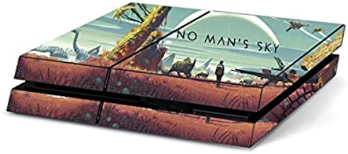 No Man's Sky Game Skin for Sony Playstation 4 PS4 Console