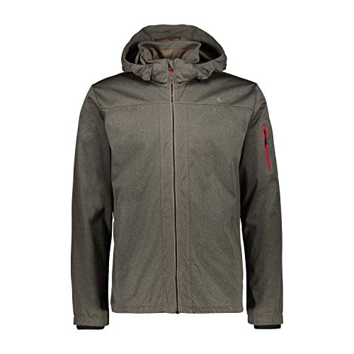 Cmp Man Jacket Zip Hood S