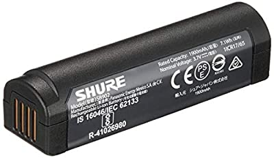 Shure SB902 Lithium Battery for GLX-D Microphones