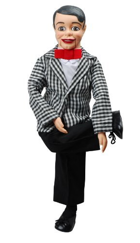 Danny O'Day Dummy Ventriloquist Doll, Voice of Nestlé Chocolate. One of the Most
