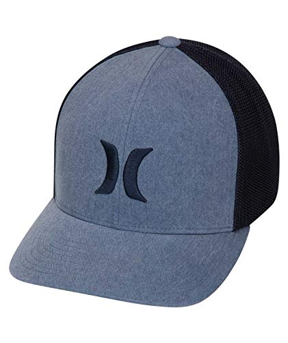 Hurley M Icon Textures Hat Gorras