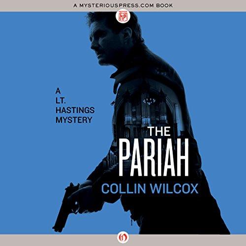 The Pariah audiobook cover art